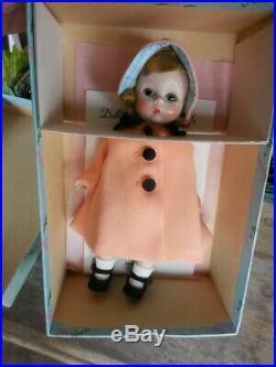 Vintage Madame Alexander Alexander-Kins Wendy Alex BKW Doll Dressed w Box