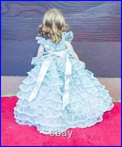 Vintage Madame Alexander Cissette in original Dance Gown