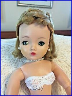 Vintage Madame Alexander Cissy