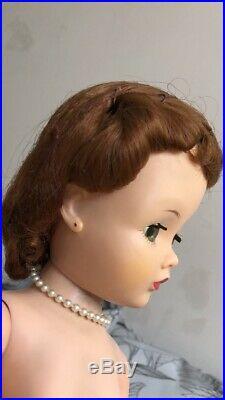 Vintage Madame Alexander Cissy 1950s Redhead Garden Party Tag