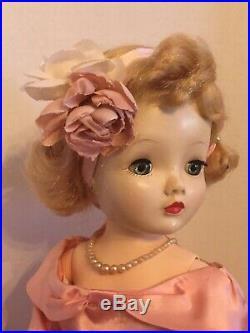 Vintage Madame Alexander Cissy Binnie Doll PLEASE READ DESCRIPTION Modified