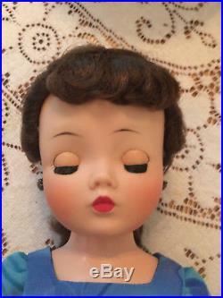Vintage Madame Alexander Cissy Doll 20 1950s Gorgeous