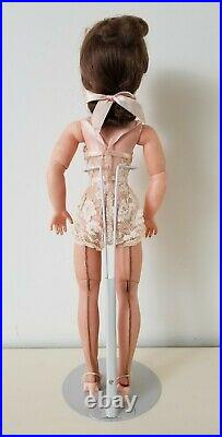 Vintage Madame Alexander Cissy Doll Nude with Lace Chemise Outfit HHF 1950s