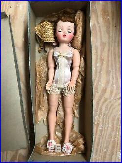 Vintage Madame Alexander Cissy Doll With Original Box Pre 1948