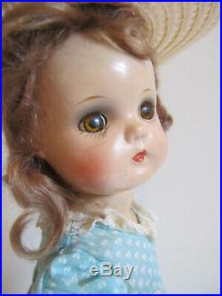 Vintage Madame Alexander Doll JEANNIE WALKER, 14, Composition, EUC, C. 1941
