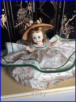 Vintage Madame Alexander-Kin #485-1955. SCARLETT