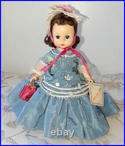 Vintage Madame Alexander Kins 8 Doll Victoria Me and My Shadow 1954 Wendy SLW