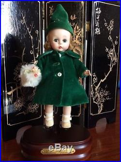 Vintage Madame Alexarder Wendy Wears A Charming Emsemble1956 # 625 Bkw