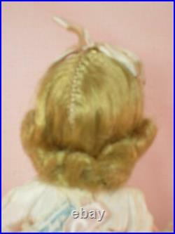 Vintage Mdme Alexander Kins Wendy Loves Pinafores #429 1955 SLW Blond 8