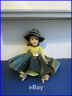 Vtg 1959 Madame Alexander Shari Lewis 21 Jointed Hard Plastic Doll HTF Minty