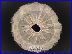 Vtg Madame Alexander Cissy Doll Rare 1958 Flocked Tulle Slip For Outfit #2230