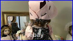 WINNIE WALKER BINNIE CISSY Madame Alexander 25 1953 ORIG TAG DRESS! & PINK HAT