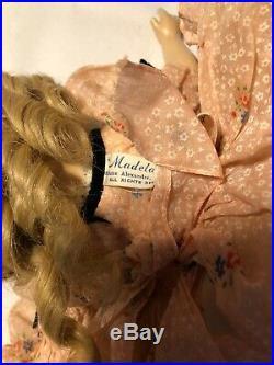 Wonderful! Composition Madame Alexander MADELAINE DUBAIN. A/O